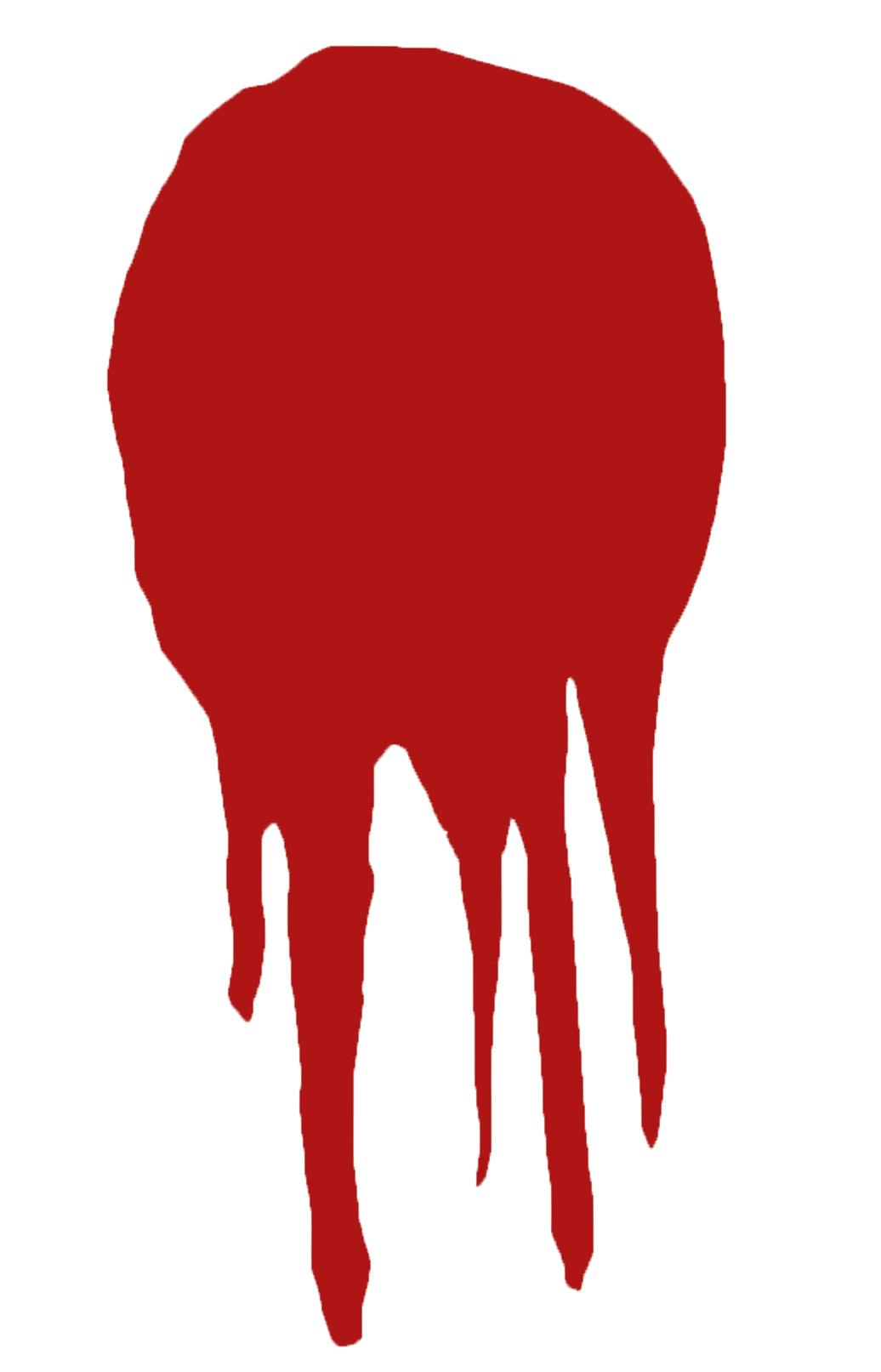 Blood drop how tuesday gore fest 9 3d blood spatter effect the clip art