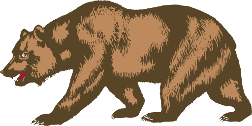 Grizzly Bear Clipart - Image #34038