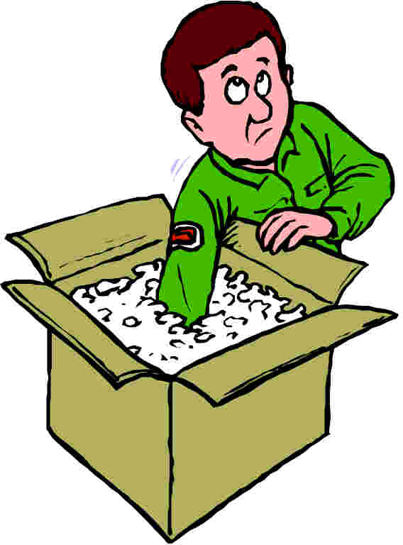 Moving clip art 7