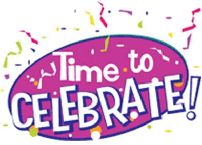 Celebrate kids celebration clip art free clipart images 2