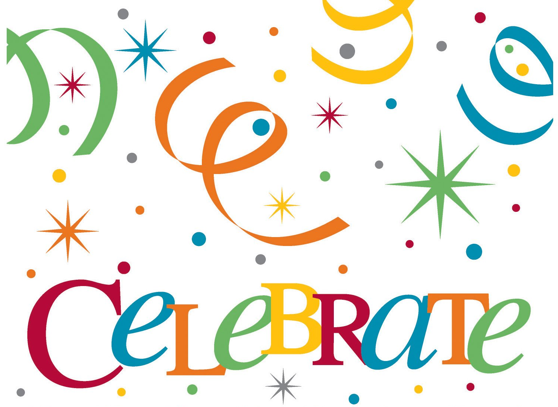 Celebrate kids celebration clip art free clipart images