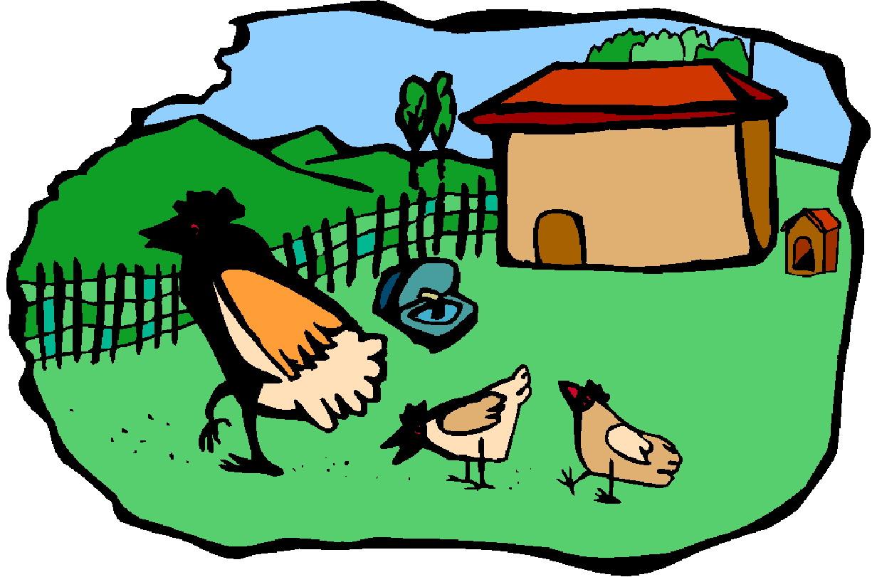 Farming concert clip art