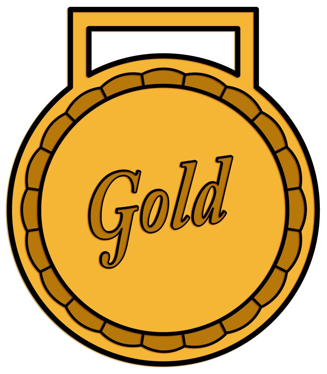 Gold award clipart danasojdb top 2