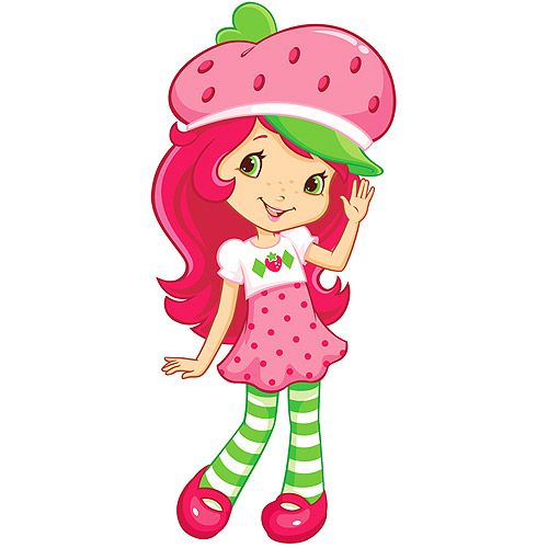 Strawberry shortcake clip art pictures free