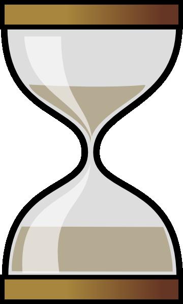 Free hourglass clip art