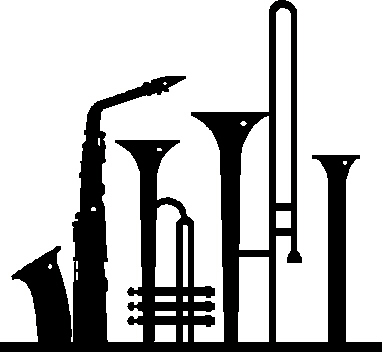 Free jazz images clipart