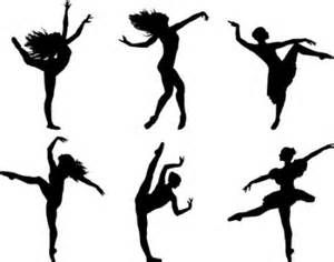 Jazz dancer clipart silhouette free clipart images 4