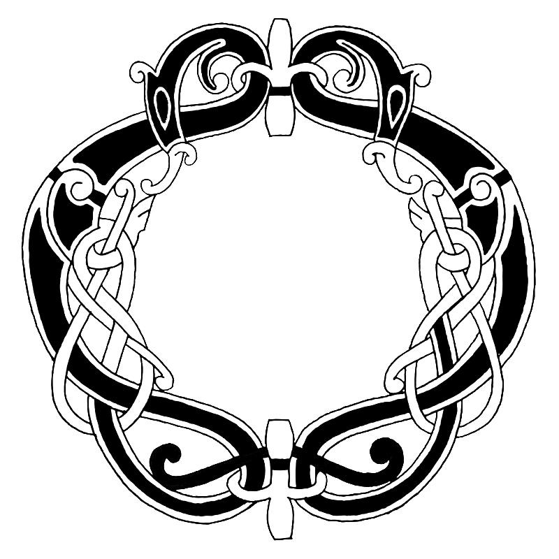 Celtic clip art 7