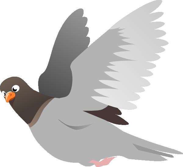 Clip art pigeons danaami2 top