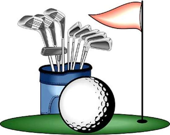Golfer golf clip art microsoft free clipart images 2