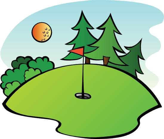 Golfer golf clip art microsoft free clipart images 3