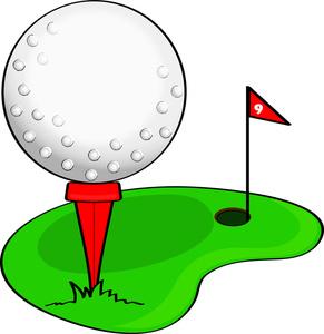 Golfer junior golf clip art free clipart images