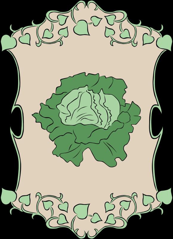 Lettuce clip art download