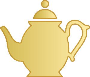 Teapot 2 clip art at clker vector clip art