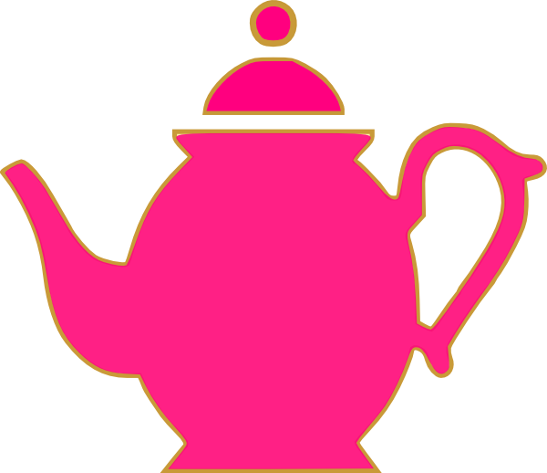 Teapot clip art at clker vector clip art 2