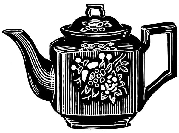 Teapot clip art download