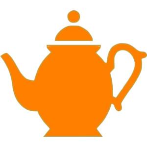 Teapot free tea pot clip art clipart