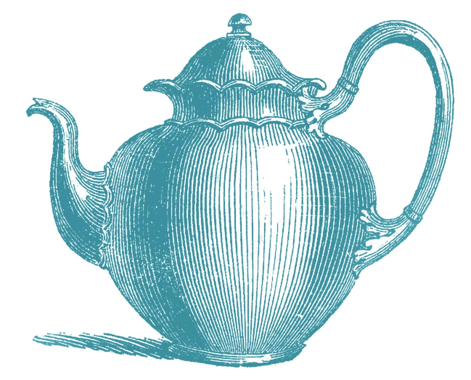 Teapot images clipart