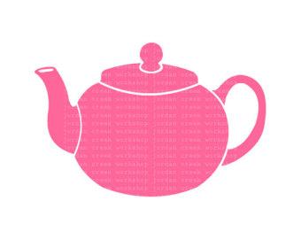 Teapot vintage teacup clipart free clipart images