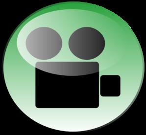 Video clip icon clipart 2