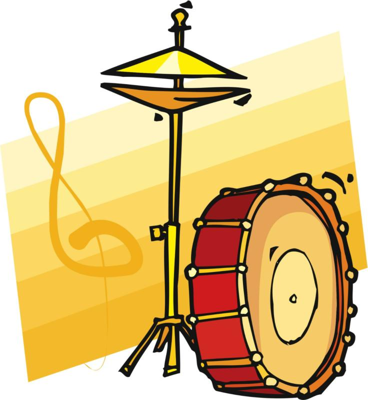 Band clip art clipart image #36786