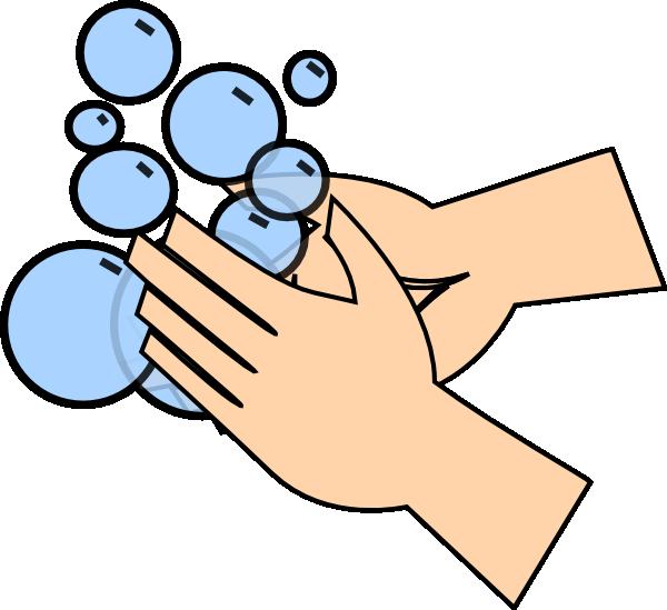 Clip art hand washing clipart