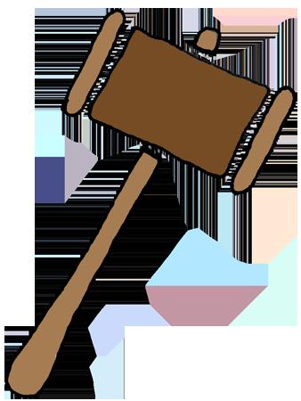 Clipart gavel clipart 2