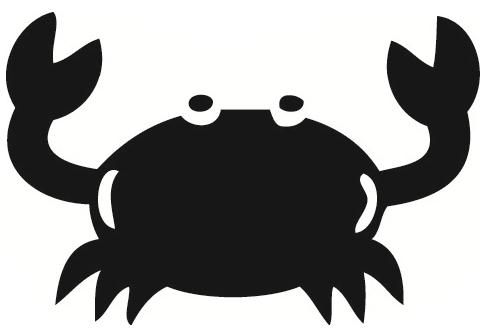 Crab download seafood clip art free clipart of fish bass shrimp 4