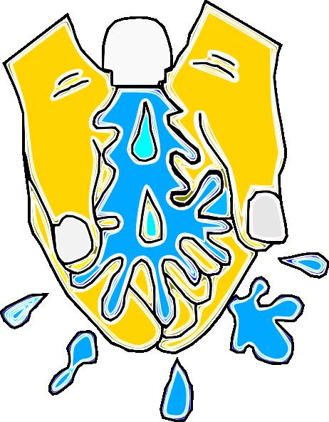 Hand washing clip art at clker vector clip art