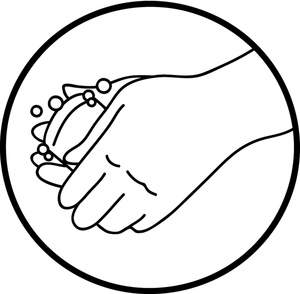Hand washing clipart clipart 4