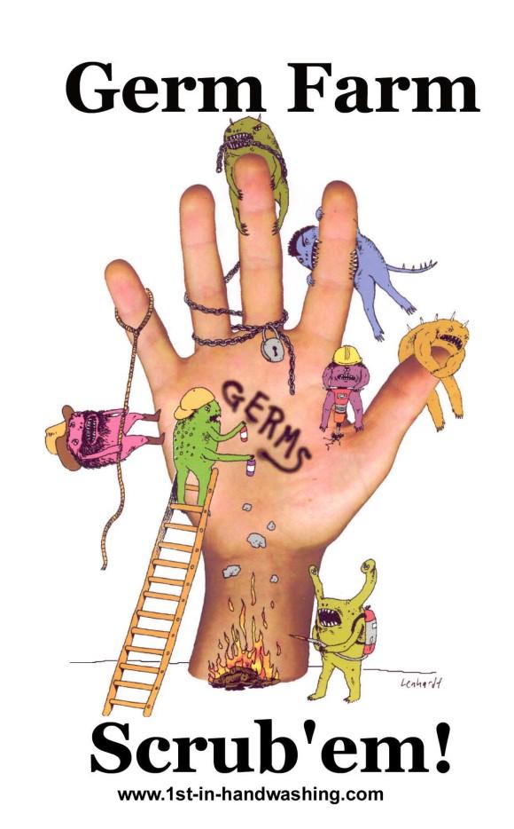 Hand Washing Clip Art - Images, Illustrations, Photos