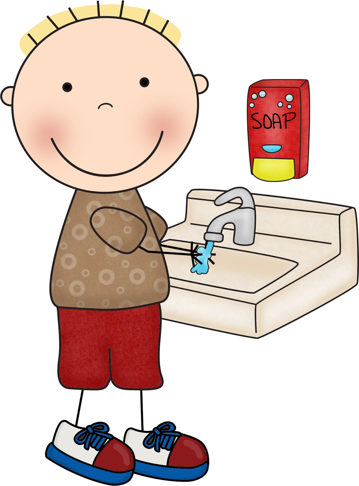 Hand washing hand wash clip art and others art inspiration