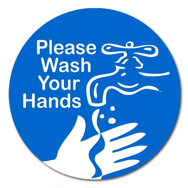 Hand washing wash your hands clip art please wash your hands sign nurses