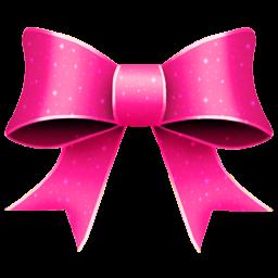 Pink ribbon clip art clipart