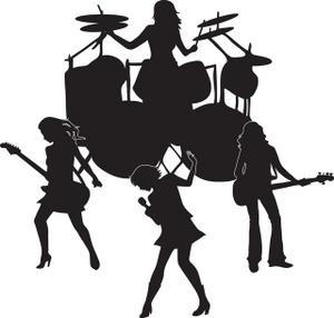School band clip art clipart 3