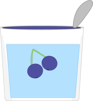 Clip art yogurt cup 2
