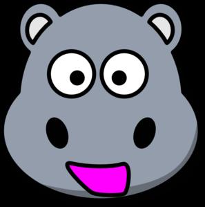 Clipart hippo clipart 3