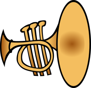 Clipart trumpet 2