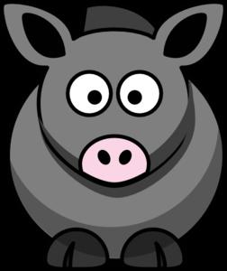 Donkey clip art at clker vector clip art 2