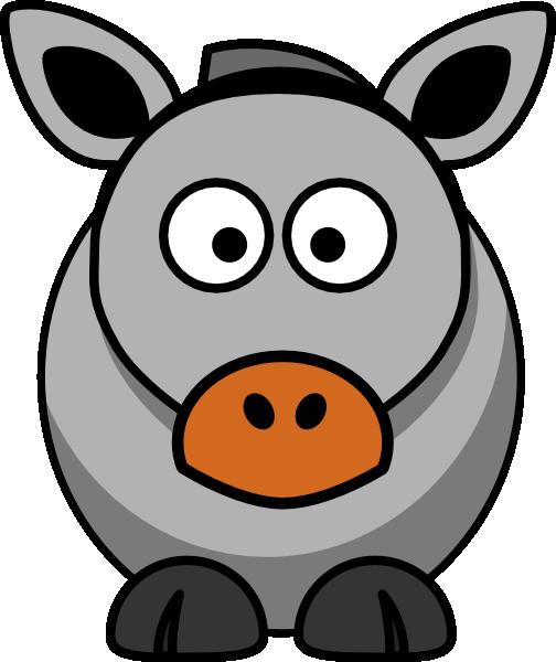 Free donkey clipart clipart