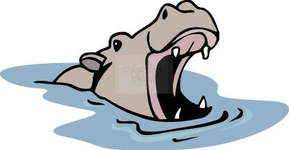 Hippo clipart hippopotamus clipart 2