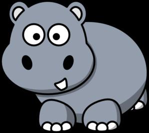 Hippopotamus clipart free clipart images 2