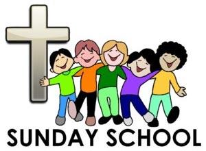 Sunday school class clipart