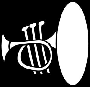 Trumpet clipart clipart 3