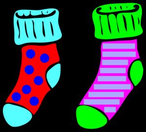 Clipart socks clipart