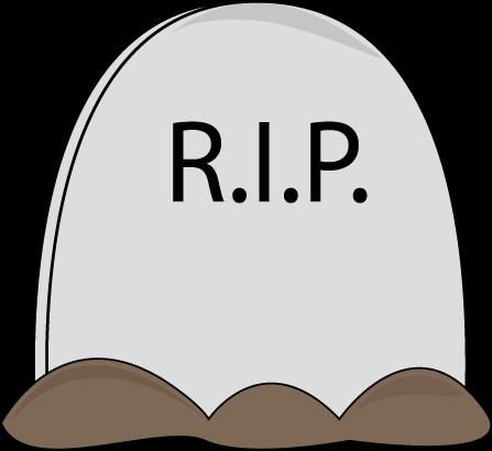 Headstone clipart