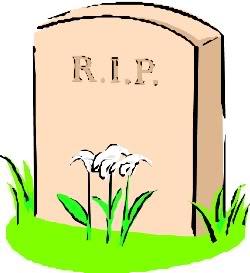 Headstone tombstone clip art