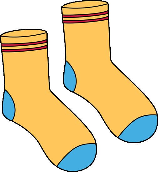 Socks clip art co 4