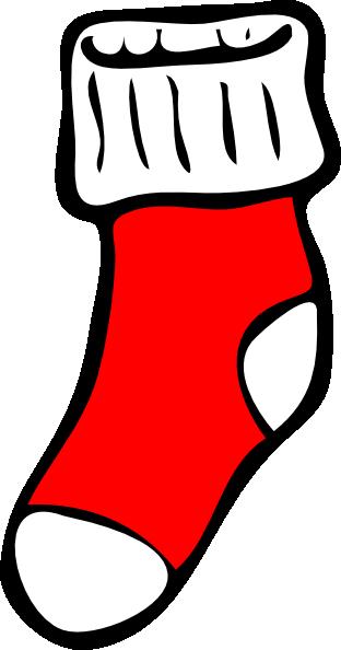 Socks sock clip art at clker vector clip art free