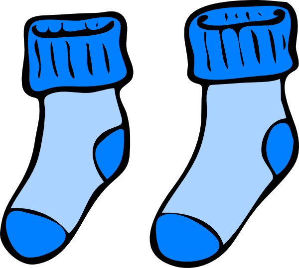 Socks sock clipart free clipart images 2 image #37573
